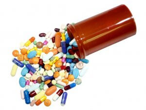 При бактериальной инфекции в мочевыделительной системе назначают антибиотики