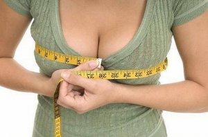 При снижении женских гормонов железистая ткань постепенно утончается
