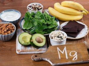 Суточная потребность в магнии для взрослого человека – 350-400 мг.