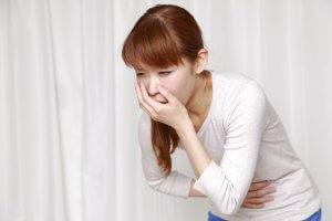 Симптомы зависят от места обитания паразитов