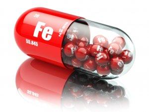 Терапия анемии у детей включает приме железосодержащих препаратов
