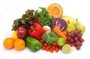 Продукты питания, содержание фолиевую кислоту
