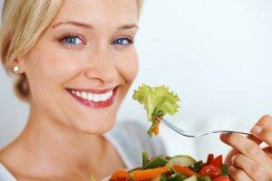 Питание должно быть правильным и сбалансированным у обоих партнеров