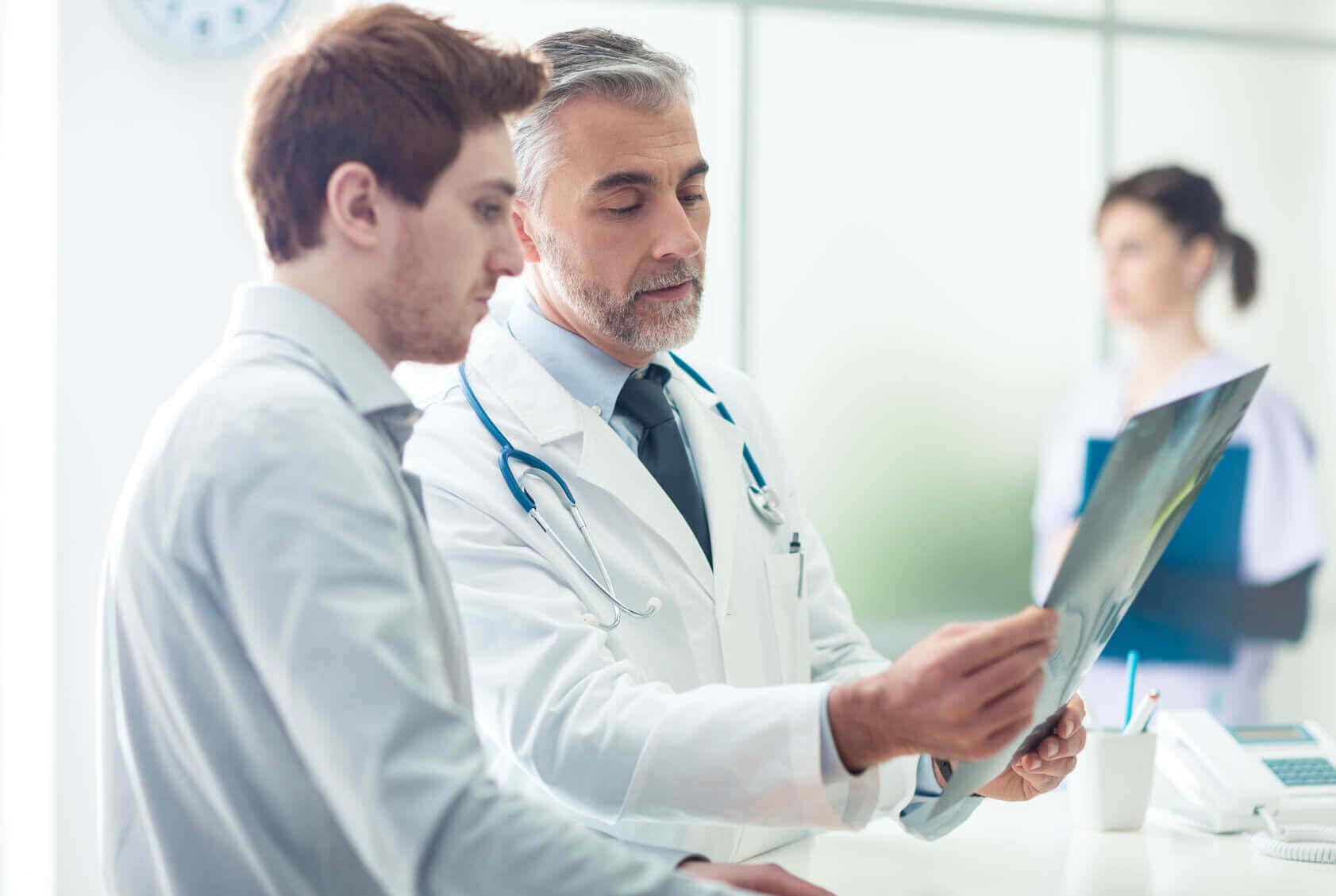 Виды рентгенологических исследований и доза облучения при рентгене