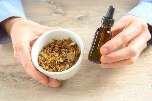 Настойка прополиса – эффективное народное средство от саркоидоза