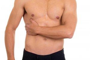 Начальная стадия ВИЧ сопровождается увеличением печени, селезенки и диареей