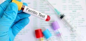 Тест на ферритин