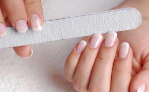 пилинг отслаивания ногтей