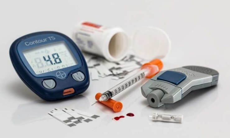 Тесты для сахарного диабета