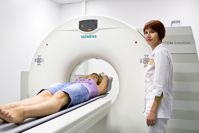 Европейский радиологический центр, Харьков - точное МРТ-обследование