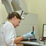 Клиника крови, Новосибирск - современные лабораторные исследования
