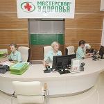 Мастерская здоровья, Санкт-Петербург - современная МРТ-диагностика