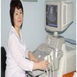 Национальный научный центр материнства и детства, Астана - точное УЗИ