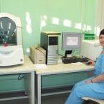 Клинико-диагностический центр, Екатеринбург - биохимия и другие анализы