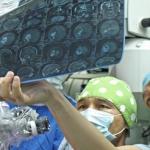 Национальный центр нейрохирургии, Астана - МРТ обследование