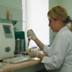 Диагностика, Казахстан,  лабораторные анализы и исследования