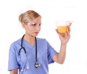 Нормализация белка в моче