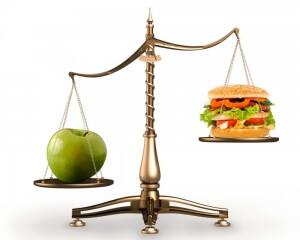 Контролирование уровня холестерина при помощи питания.