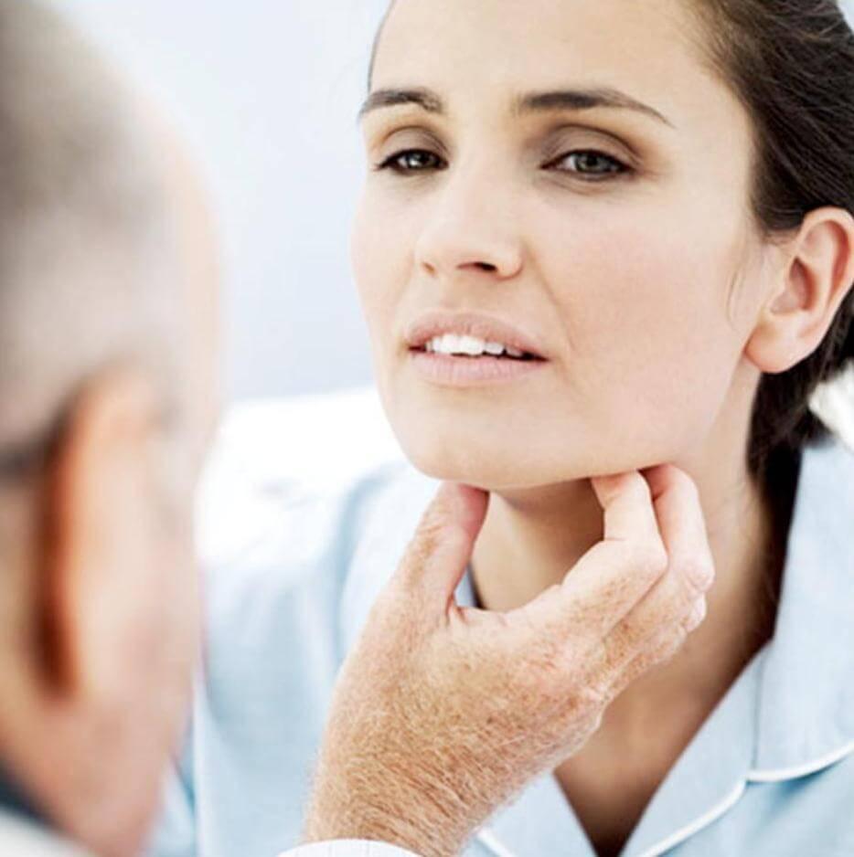 Узелки на щитовидной железе: причины, признаки и различные методы лечения