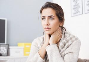 Возможные заболевания щитовидной железы