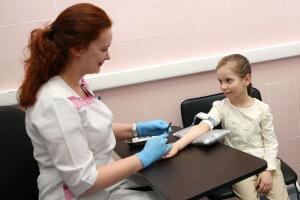 Нормативные показатели гемоглобина у детей старшего возраста