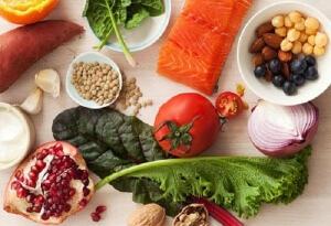 Правильное питание при низком гемоглобине