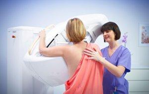 Маммография – рентгенологический метод обследования молочной железы