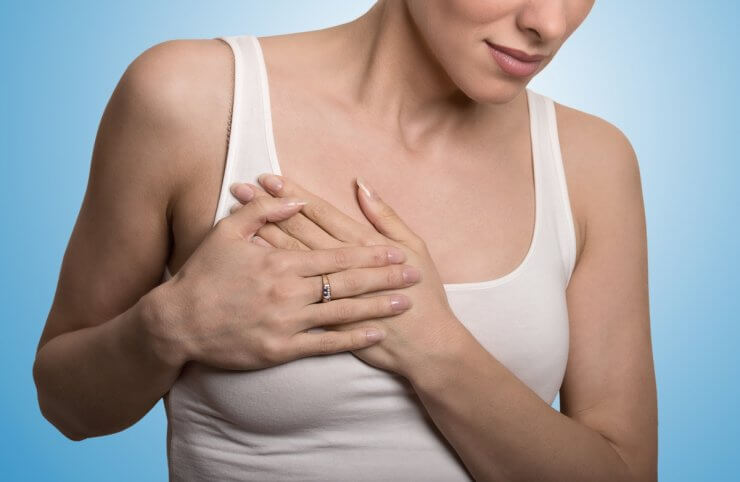Как правильно делать узи молочной железы