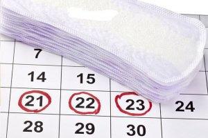 На достоверность результатов влияет день менструального цикла