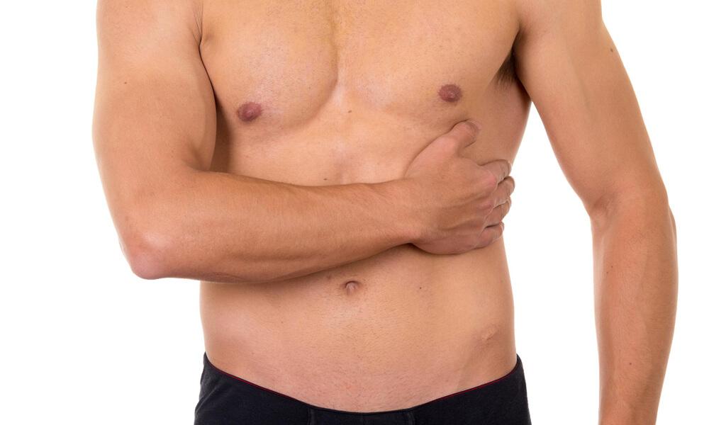 Болит слева под грудью? Ищем причину