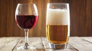 Чем больше крепость и количество алкоголя – тем дольше он будет находиться в моче!