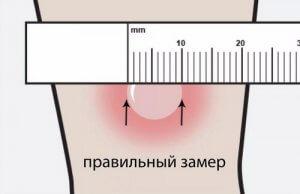 Как правильно измерить пробу?