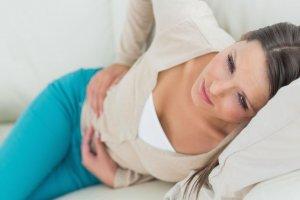 Кисты маленьких размеров могут протекать бессимптомно