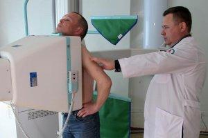 Процедура рентгенографии грудной клетки проста и безболезненна