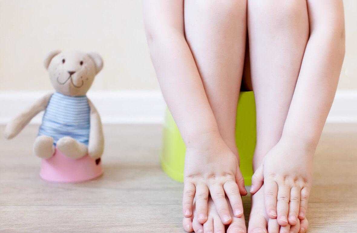 Запах мочи у ребенка: норма и патология
