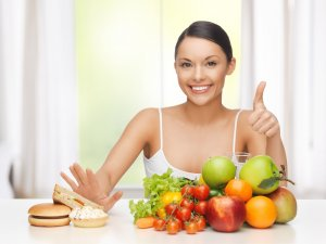 Восстановить витаминный баланс можно с помощью правильного питания