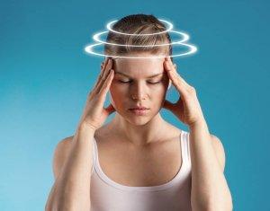 Постоянное головокружение может быть признаком серьезной патологии
