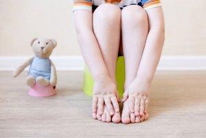 Красная моча у ребенка может свидетельствовать о наличии заболевания в мочеполовой системе