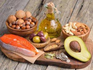 Набор продуктов для снижения повышенного холестерина