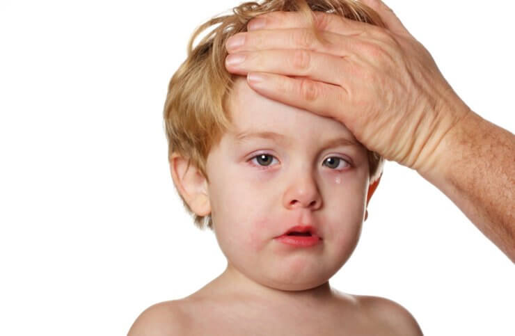 Вирус герпеса 6 типа у детей