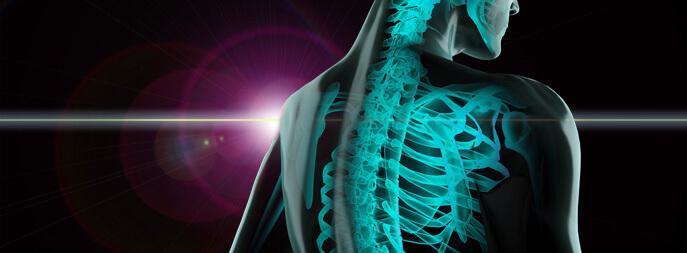Сцинтиграфические признаки очагового поражения костей скелета